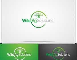 #55 untuk Design a Logo for Wild Ag Solutions oleh sat01680