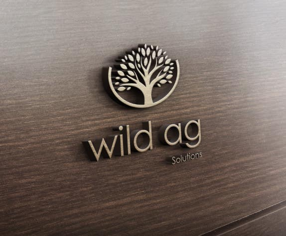 Penyertaan Peraduan #                                        70                                      untuk                                         Design a Logo for Wild Ag Solutions