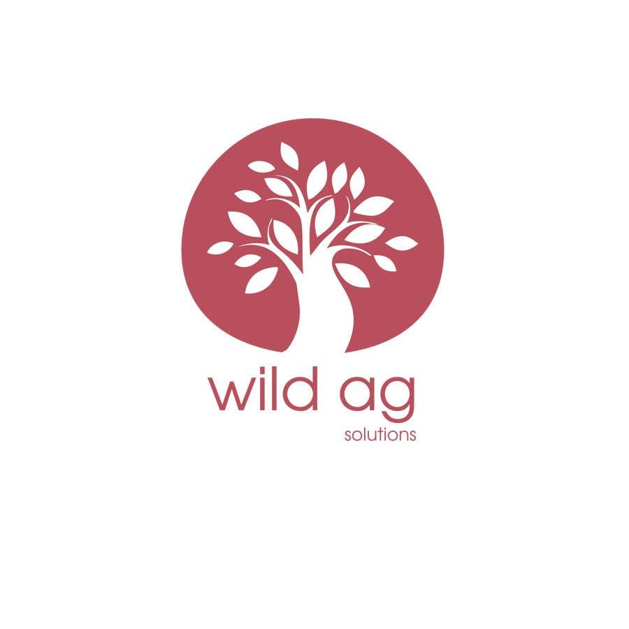 Penyertaan Peraduan #                                        183                                      untuk                                         Design a Logo for Wild Ag Solutions