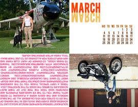 #3 para Design a Calendar for Southeast German Shepherd Rescue por maki16xxx
