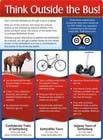 Advertisement Design for SegTours of Gettysburg için Graphic Design16 No.lu Yarışma Girdisi