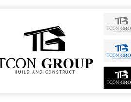 #484 cho Logo Design for TCON GROUP bởi cstudiodesigns