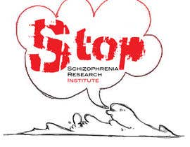 #77 for Logo Design for Logo is for a campaign called 'Stop' run by the Schizophrenia Research Institute af abcreno300