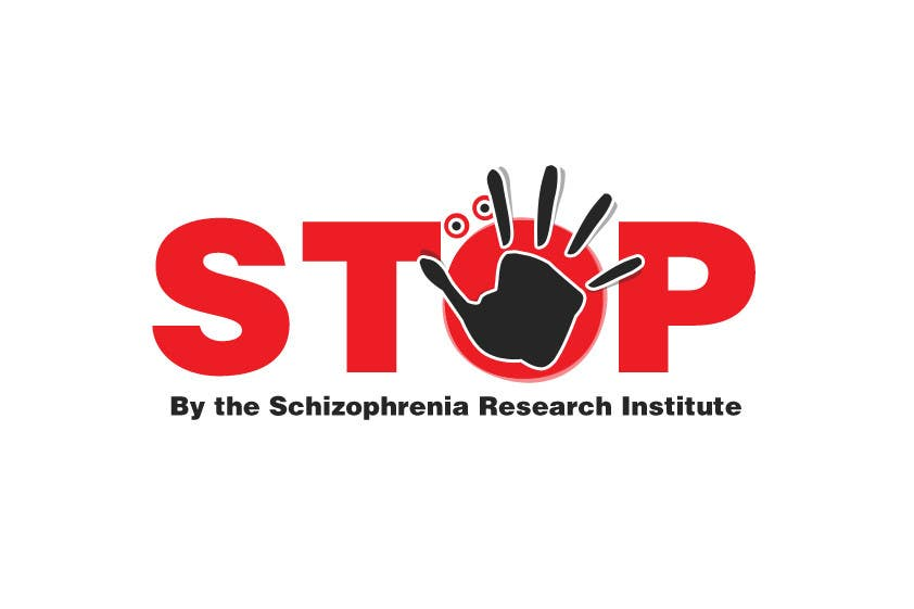 Inscrição nº                                         10                                      do Concurso para                                         Logo Design for Logo is for a campaign called 'Stop' run by the Schizophrenia Research Institute
