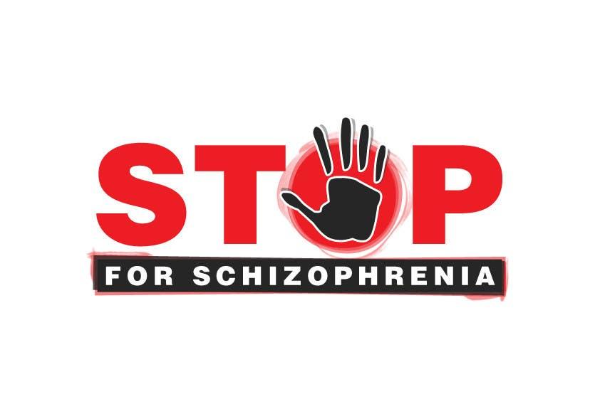 Inscrição nº                                         48                                      do Concurso para                                         Logo Design for Logo is for a campaign called 'Stop' run by the Schizophrenia Research Institute