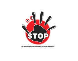 #11 pentru Logo Design for Logo is for a campaign called 'Stop' run by the Schizophrenia Research Institute de către Anamh