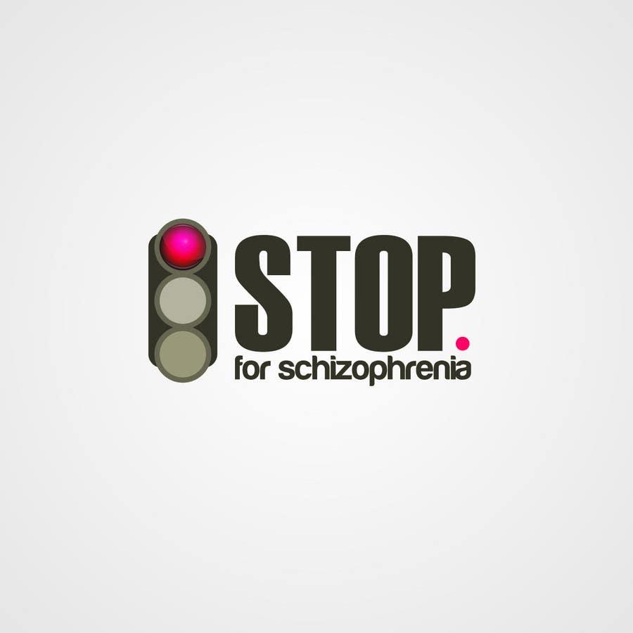 Inscrição nº                                         70                                      do Concurso para                                         Logo Design for Logo is for a campaign called 'Stop' run by the Schizophrenia Research Institute