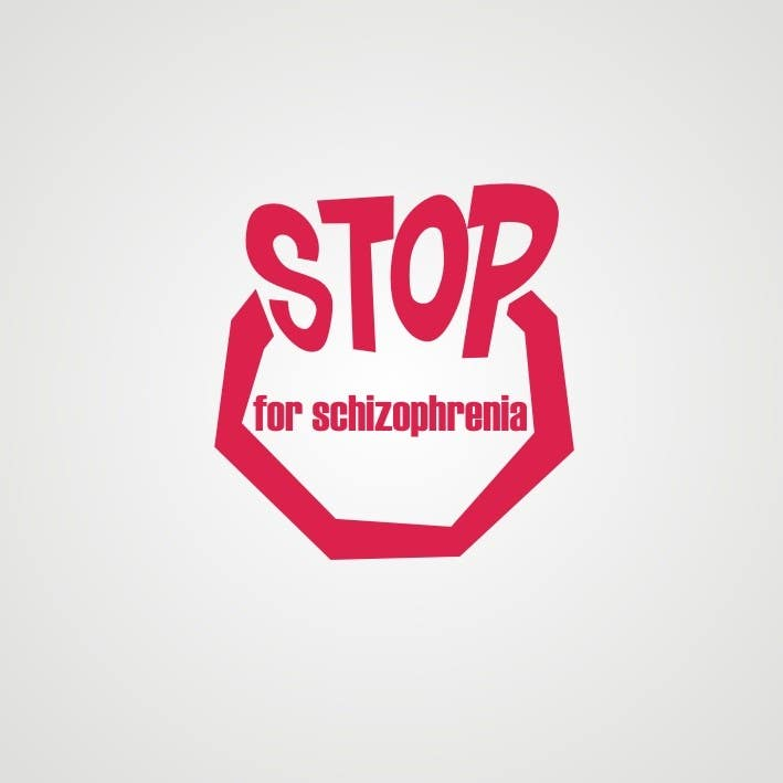 Inscrição nº                                         71                                      do Concurso para                                         Logo Design for Logo is for a campaign called 'Stop' run by the Schizophrenia Research Institute