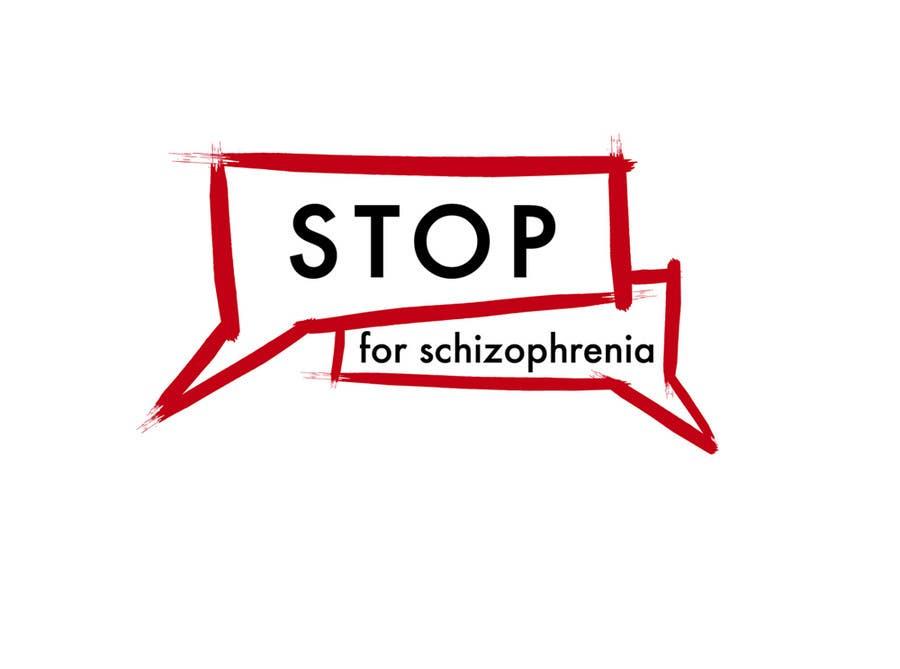 Inscrição nº                                         122                                      do Concurso para                                         Logo Design for Logo is for a campaign called 'Stop' run by the Schizophrenia Research Institute