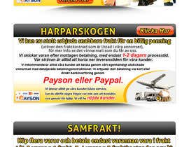 nº 7 pour Banner Ad Design for Unknown par xhzad