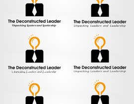 #69 cho Design a Logo for The Deconstructed Leader bởi Lifeisdesign