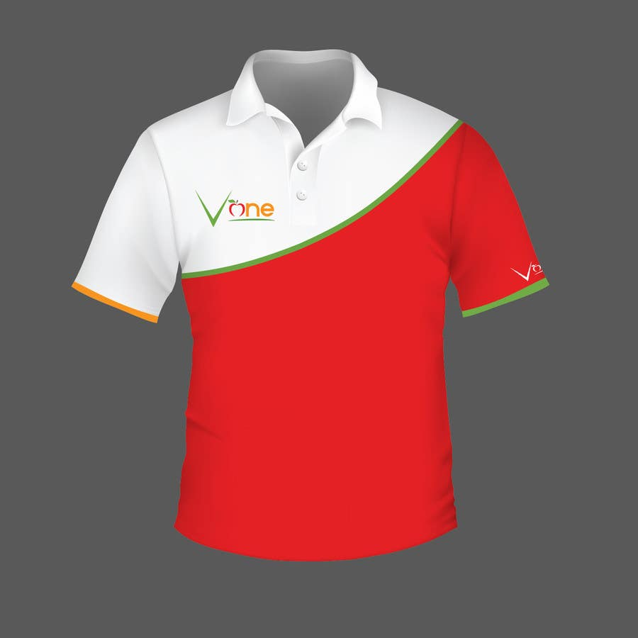 Design a polo t shirt for business freelancer for Corporate polo shirts with logo