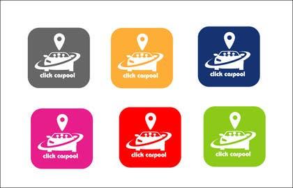 Create a logo for a new Carpool Rideshare Application | Freelancer