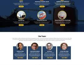 Nro 50 kilpailuun Redesign of www.shipping-services.de käyttäjältä nikil02an