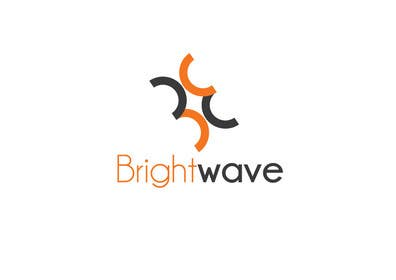#1 para Logo Design for Brightwave por paxslg