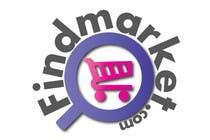 Graphic Design Konkurrenceindlæg #46 for Logo Design for Findmarket.com