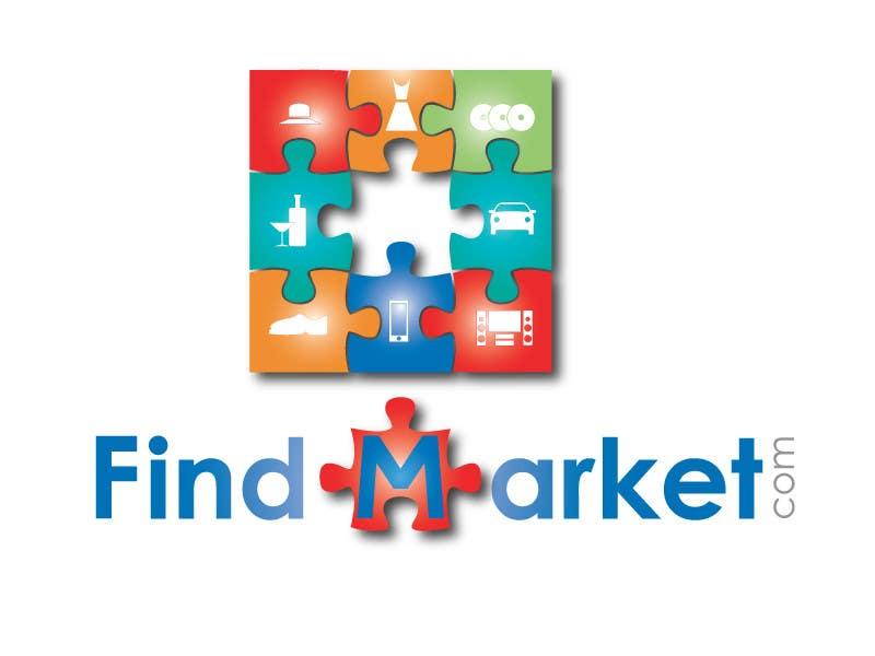 Inscrição nº 424 do Concurso para Logo Design for Findmarket.com