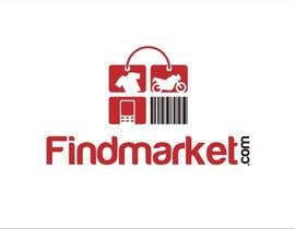 #171 for Logo Design for Findmarket.com by sharpminds40