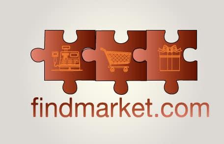 Konkurrenceindlæg #369 for Logo Design for Findmarket.com