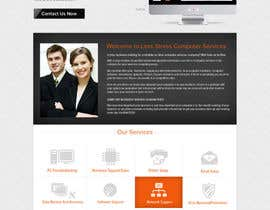 #25 para Website Design for Less Stress Computer Services por iPlayers