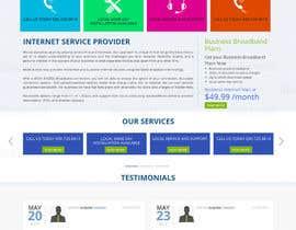 nº 37 pour Design an updated website for a technology company at http://evestigate.com par lassoarts