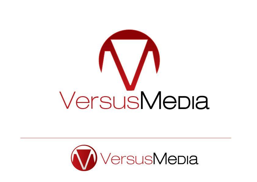 #76 for Logo Design for VersusMedia by paxslg