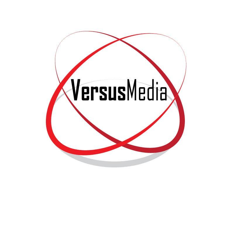 #28 for Logo Design for VersusMedia by SteveReinhart