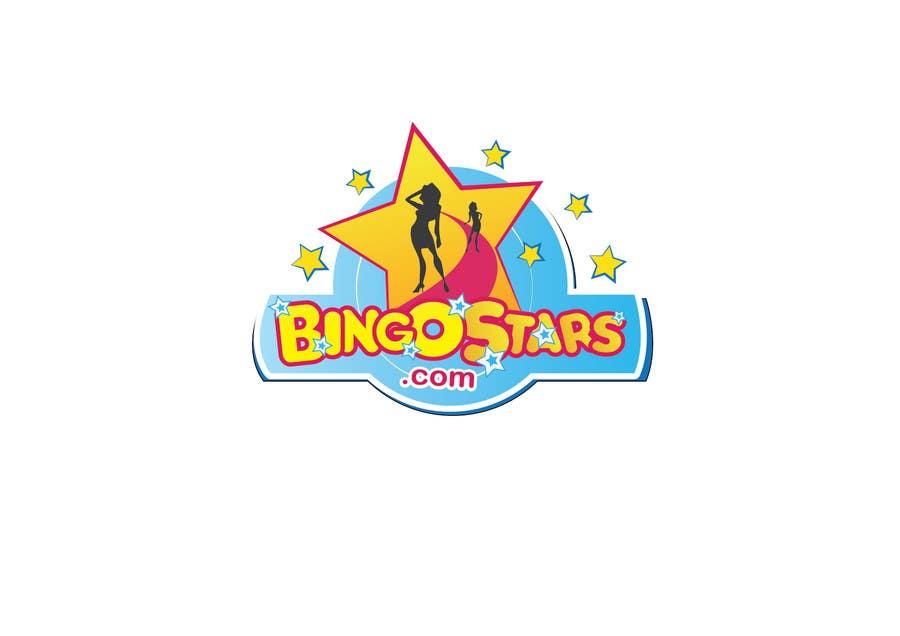 Contest Entry #303 for Logo Design for BingoStars.com