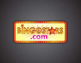 #173 для Logo Design for BingoStars.com от airtalk