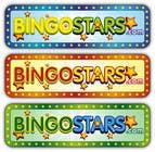 Logo Design for BingoStars.com için Graphic Design281 No.lu Yarışma Girdisi