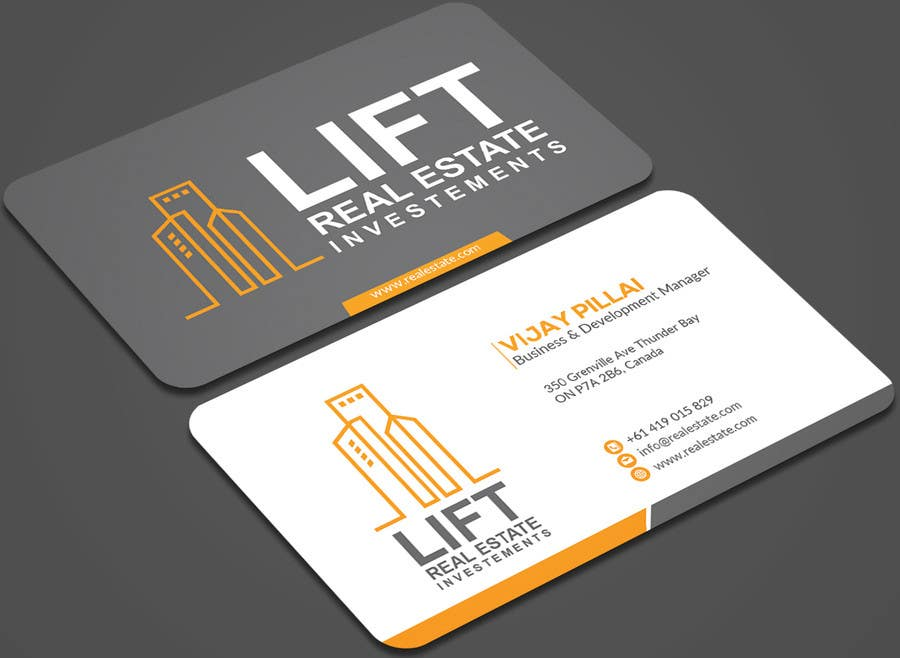Entry #75 by mehfuz780 for Design some Business Cards and letterhead ...