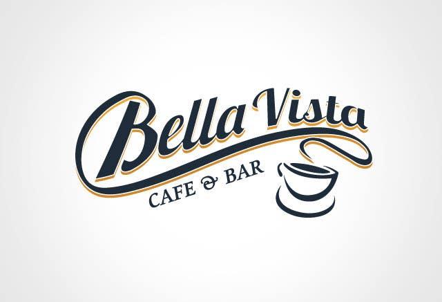 Kilpailutyö #383 kilpailussa Logo Design for Bella Vista -- Italian Café