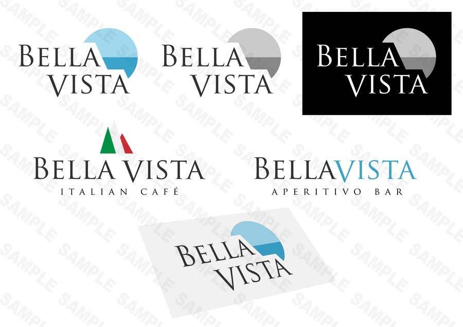 Bài tham dự cuộc thi #388 cho Logo Design for Bella Vista -- Italian Café
