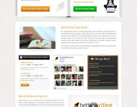 #29 для Website Design for BetterWriting.com от iPlayers
