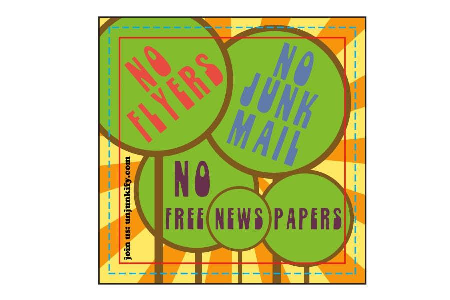 Konkurrenceindlæg #                                        1                                      for                                         Graphic Design for unjunkify.com
