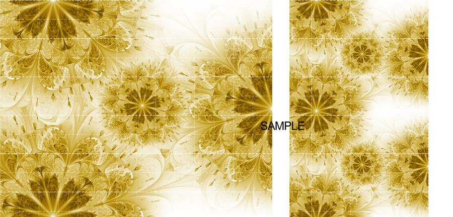 #24 for Graphic Design for background image (Fashion - Floral Design) by ashleyzarb