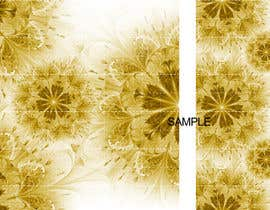 #24 para Graphic Design for background image (Fashion - Floral Design) por ashleyzarb