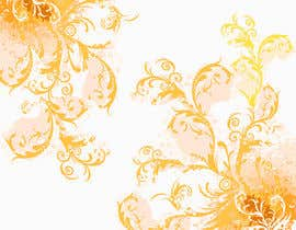 azkaik tarafından Graphic Design for background image (Fashion - Floral Design) için no 19