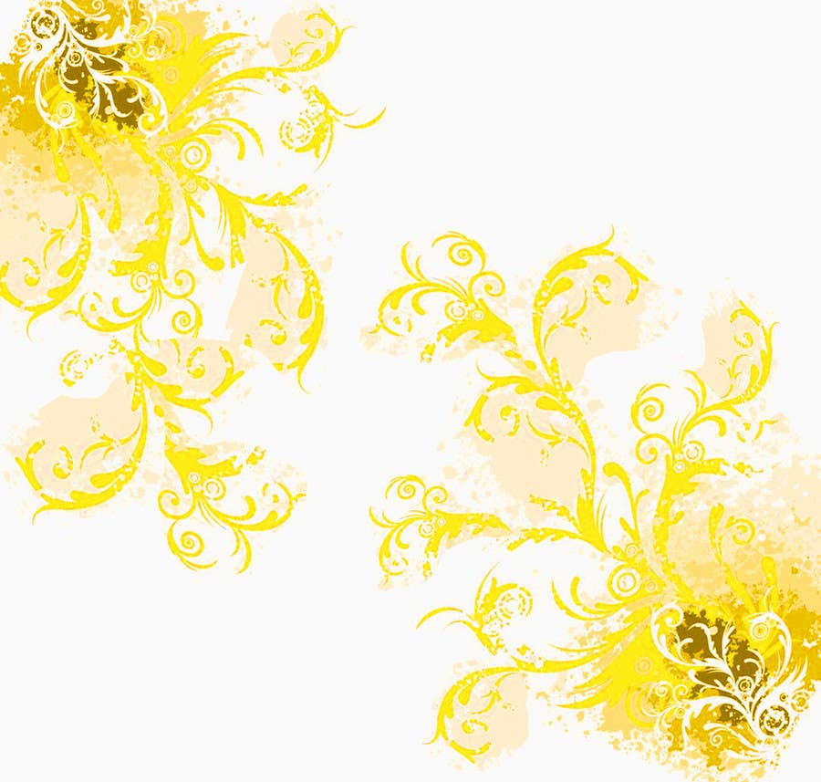 #13 for Graphic Design for background image (Fashion - Floral Design) by azkaik
