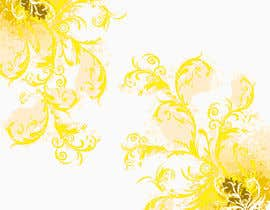 #13 для Graphic Design for background image (Fashion - Floral Design) от azkaik