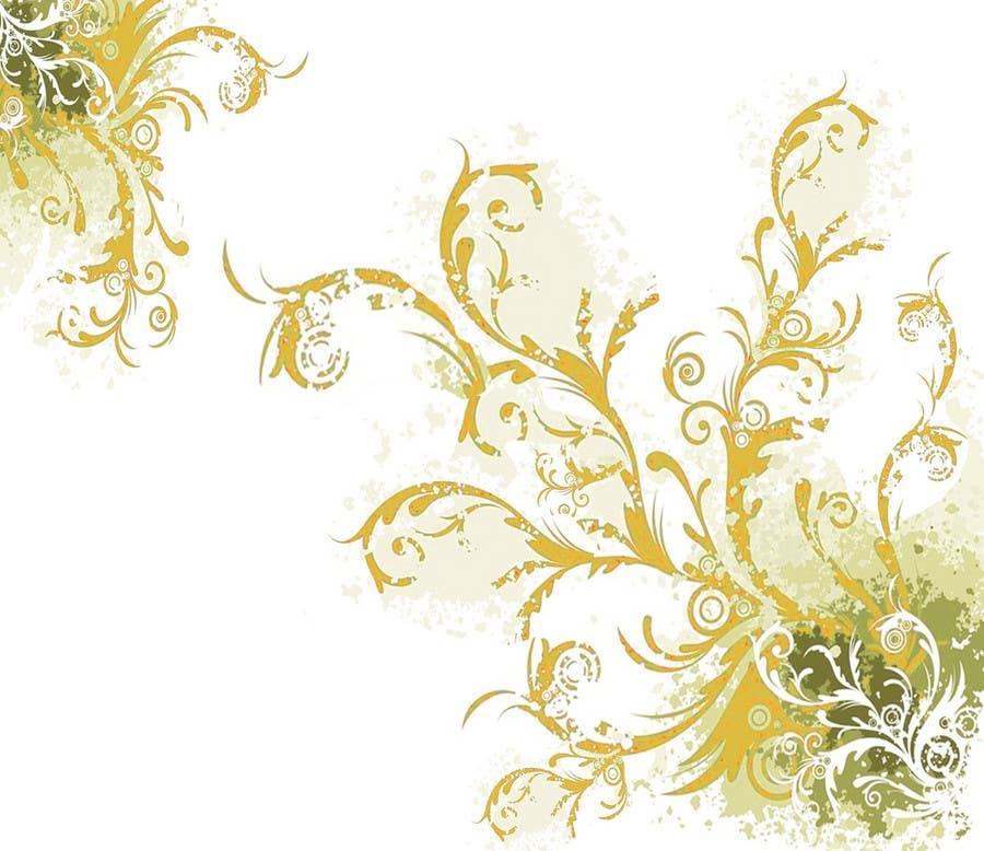 Penyertaan Peraduan #18 untuk Graphic Design for background image (Fashion - Floral Design)