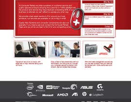 nº 14 pour Website Design for Computer Rehab par eenchevss