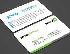 #23 for Design Business Cards and matching letterhead for Motagistics by mehfuz780