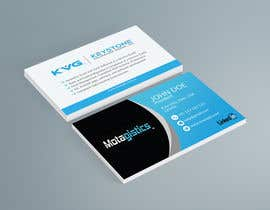 #52 for Design Business Cards and matching letterhead for Motagistics by mehedi0322