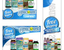 #9 for Banner Ad Design for Seacoast.com af abatastudio