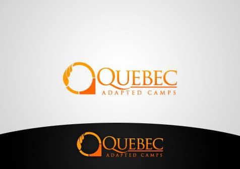 Proposition n°42 du concours Logo Design for Quebec Adapted Camps / Camps Adaptés Québec