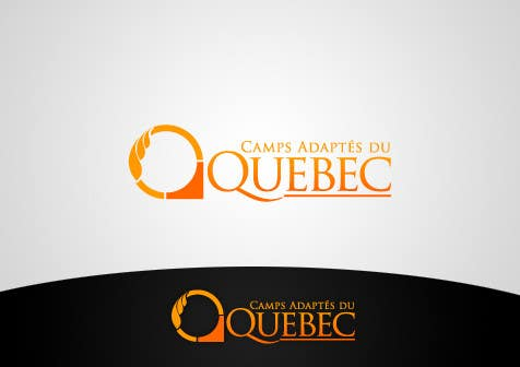 Inscrição nº                                         43                                      do Concurso para                                         Logo Design for Quebec Adapted Camps / Camps Adaptés Québec