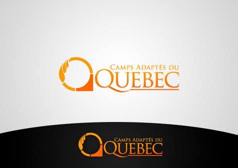 Kilpailutyö #43 kilpailussa Logo Design for Quebec Adapted Camps / Camps Adaptés Québec