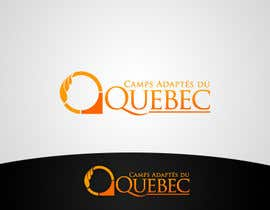 #43 untuk Logo Design for Quebec Adapted Camps / Camps Adaptés Québec oleh darefunflick