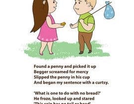 #11 for Nursery rhyme illustration by alekseychentsov